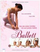 """Buch """"Ballett"""" für Anfängerinnen"""